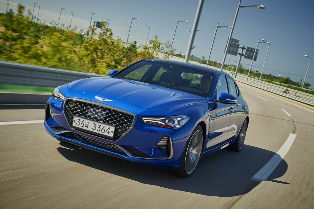 The 2018 Genesis G70 Is Korean Newcomer In Luxury Car Segment Has It Got What Takes To Tackle Best Cl