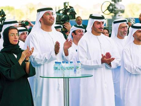 Adnoc launches a unified brand identity across its group of