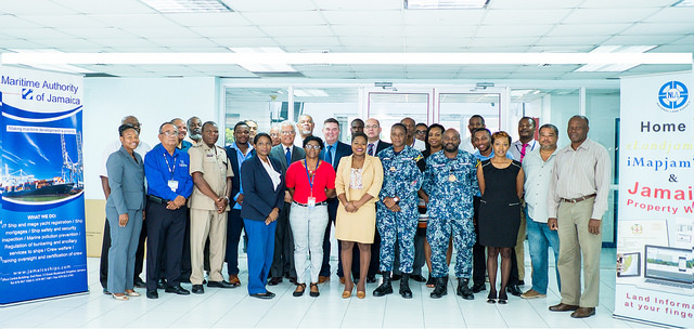 Marine interests in Jamaica set to benefit from updated
