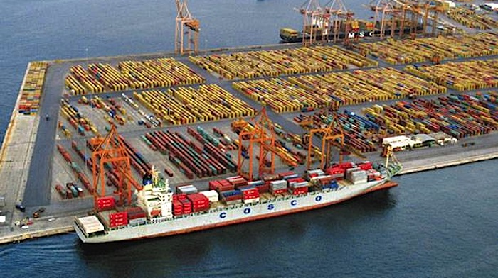 COSCO Shipping Ports Reports High Volumes in Aug.