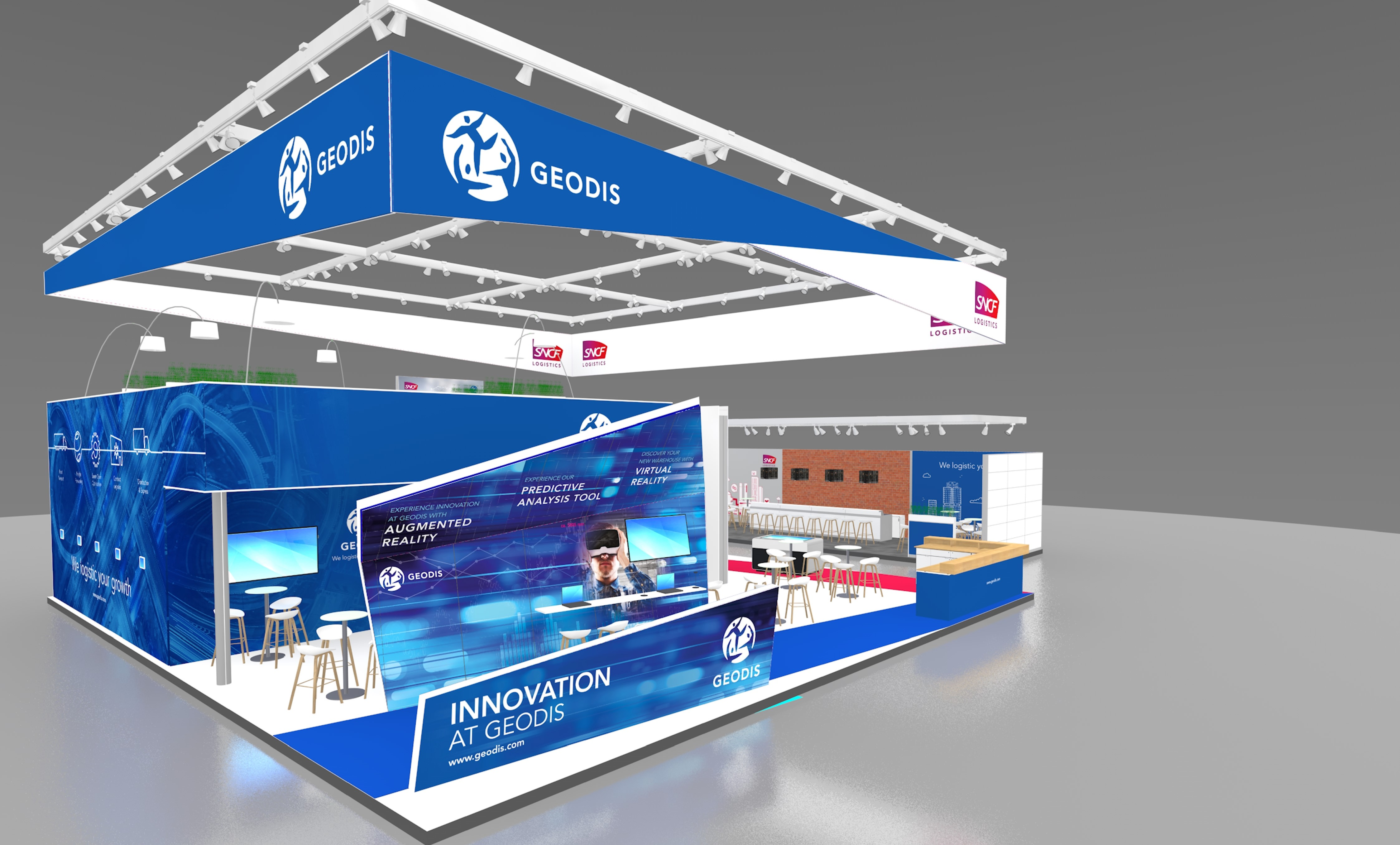 GEODIS EMPHASIZES IMPORTANCE OF INNOVATION IN LOGISTICS AT